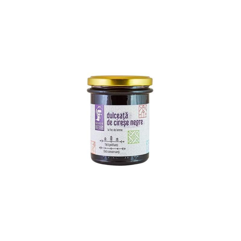 Dulceață de cireșe negre 220 g