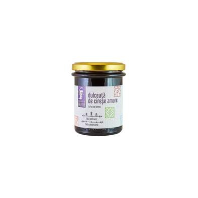 Dulceață de cireșe amare 220 g