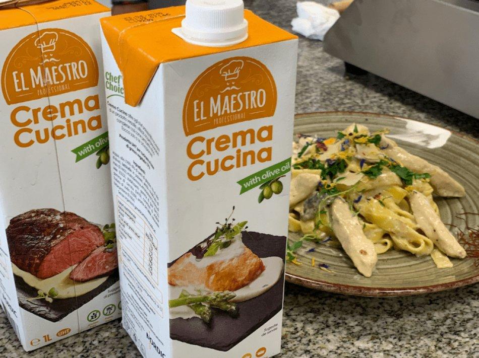 Cream Cucina El maestro 1 L