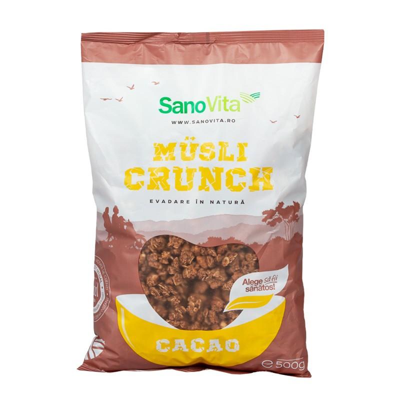 Müsli crunch cu cacao 500 g