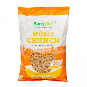Müsli crunch original 500 g