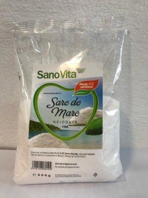 SARE DE MARE FINA NEIODATA 500 G