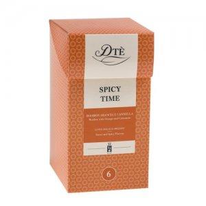 Ceai Spicy Time DTE 12 plicuri