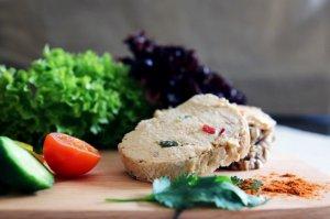 Pate vegan cu verdeață 150 g