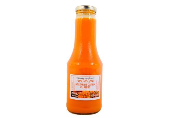 nectar de catina cu miere 500