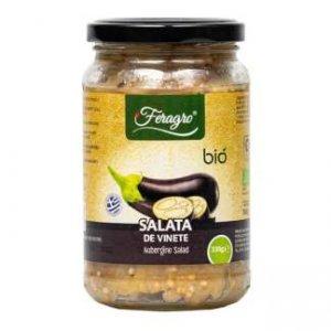 Salată de vinete Bio 330 gr