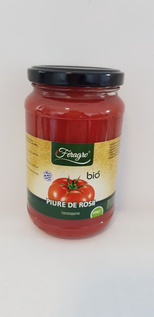 Piure de roşii Bio 330 gr