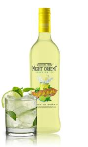 NOCA Night Orient Cocktail Caipirinha