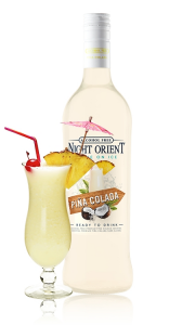 NOPC Night Orient Cocktail Pina Colada