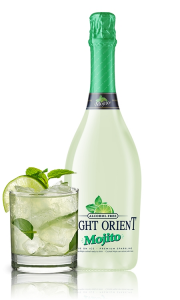 NOMO Night Orient Cocktail Spumant Mojito