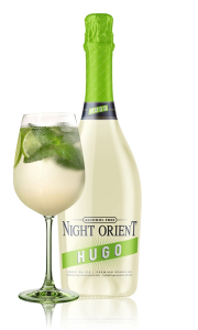 NOHU Night Orient Cocktail Spumant Hugo