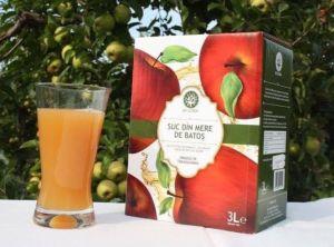 Suc din mere de Batoș  3L