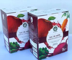 Suc de mere, morcov și sfeclă 5L