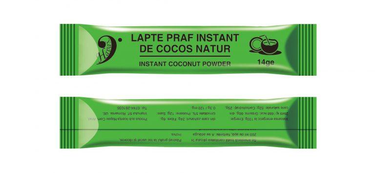 Lapte instant Cocos 14 g