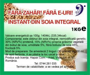 Instant shake soia integral 1 Kg