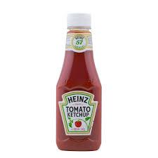 Ketchup Heinz top up 342 g