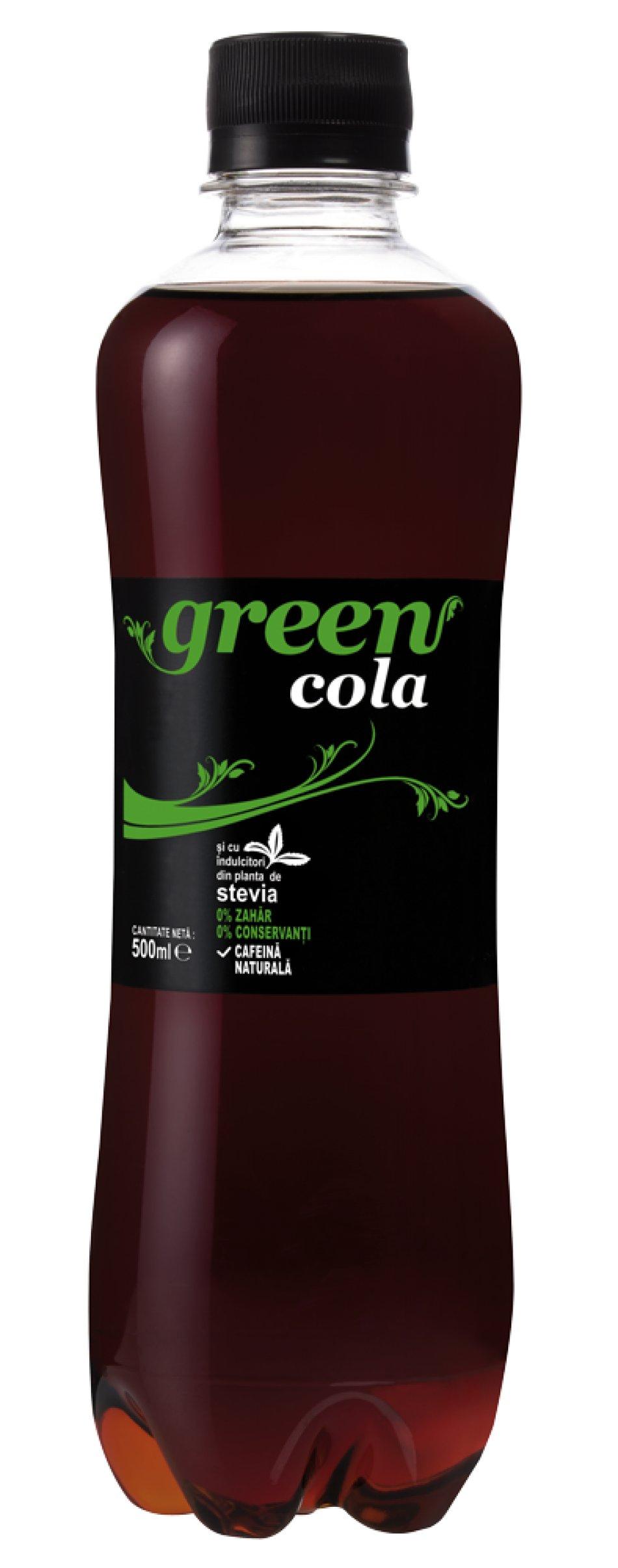 Green Cola 500 ml