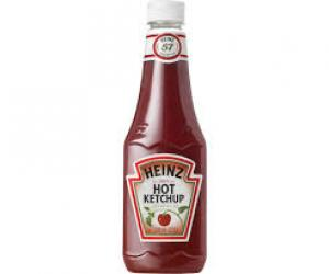 Ketchup Heinz picant top up 342 g