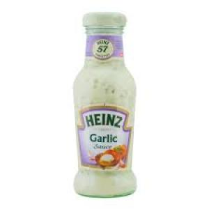 Sos usturoi Heinz 250 ml
