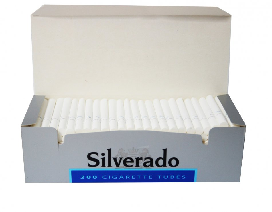 silverado blue