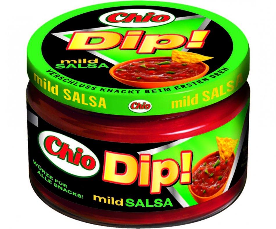 chio dips salsa
