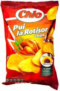 Chio Chips Pui Rotisor 65g
