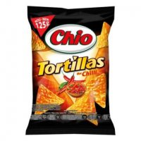 Chio Tortilla Chili 125gr