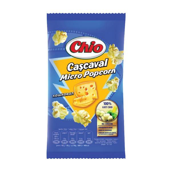 Chio mw popcorn cascaval