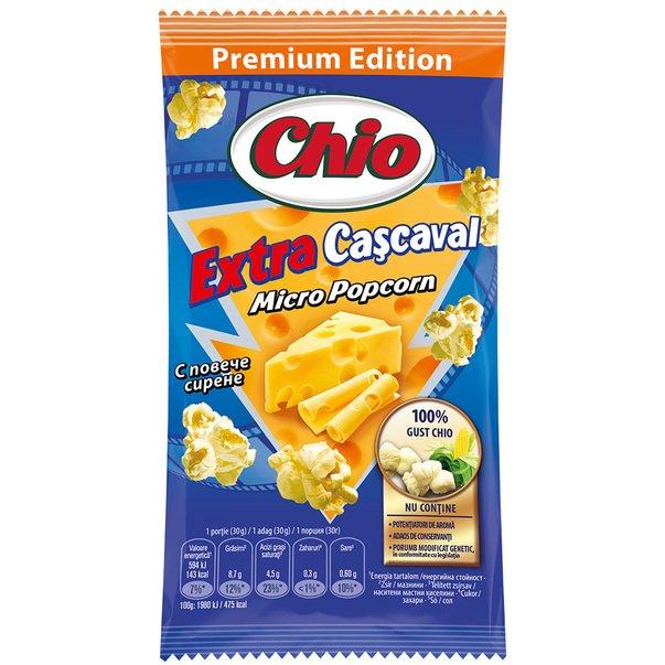Chio popcorn mw extra cheese