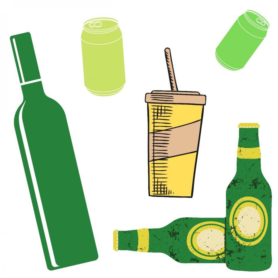 Bauturi răcoritoare si alcoolice