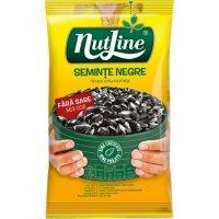 Nutline Seminte Floarea Soarelui Negre fara sare 100gr