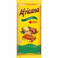Ciocolată Africana Arahide 100gr