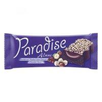 Paradise - Baton de ciocolată cu alune 22g