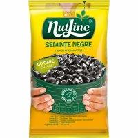 Nutline Seminte Floarea Soarelui Negre cu Sare 40g