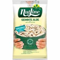 Nutline Seminte Floarea Soarelui Albe Usor Sarate 40g