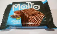 My Motto - Napolitane cu Cacao 34g
