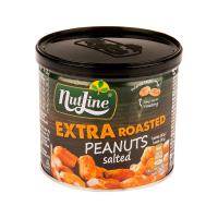 Nutline - Arahide Extra Rumenite cu sare la cutie 135 gr