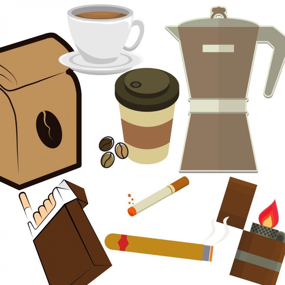 Tutun și cafea