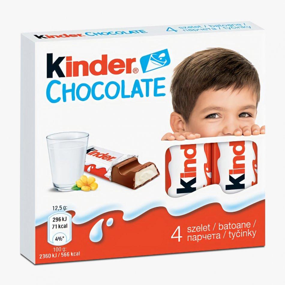 Kinder chocolate 4