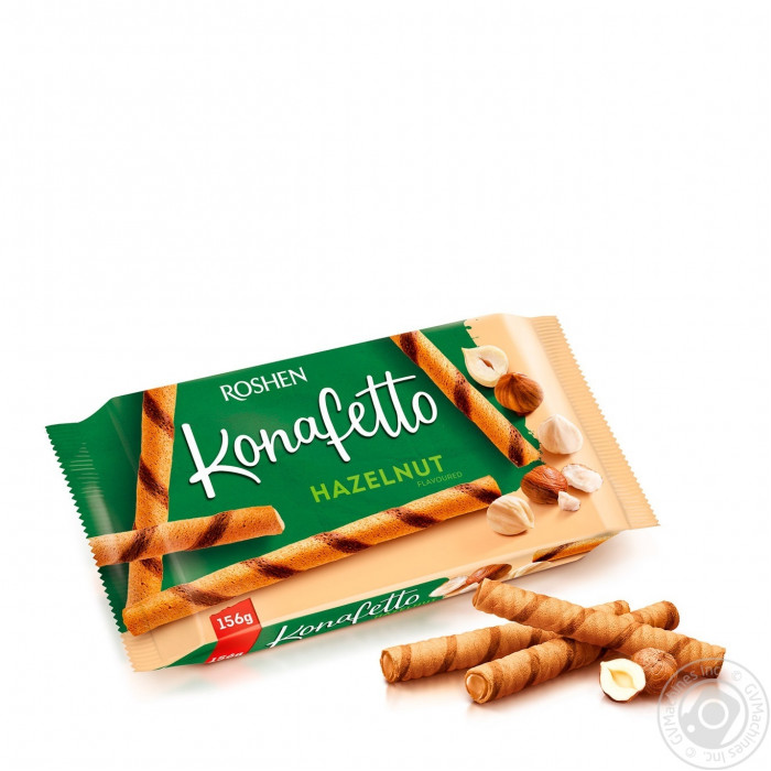 Roshen Konafetto Hazelnut