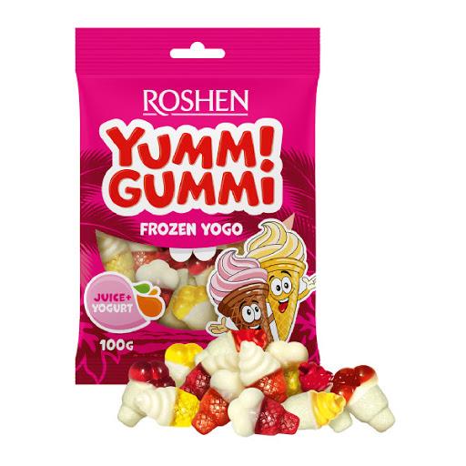 Roshen yummi gummi yoghurt
