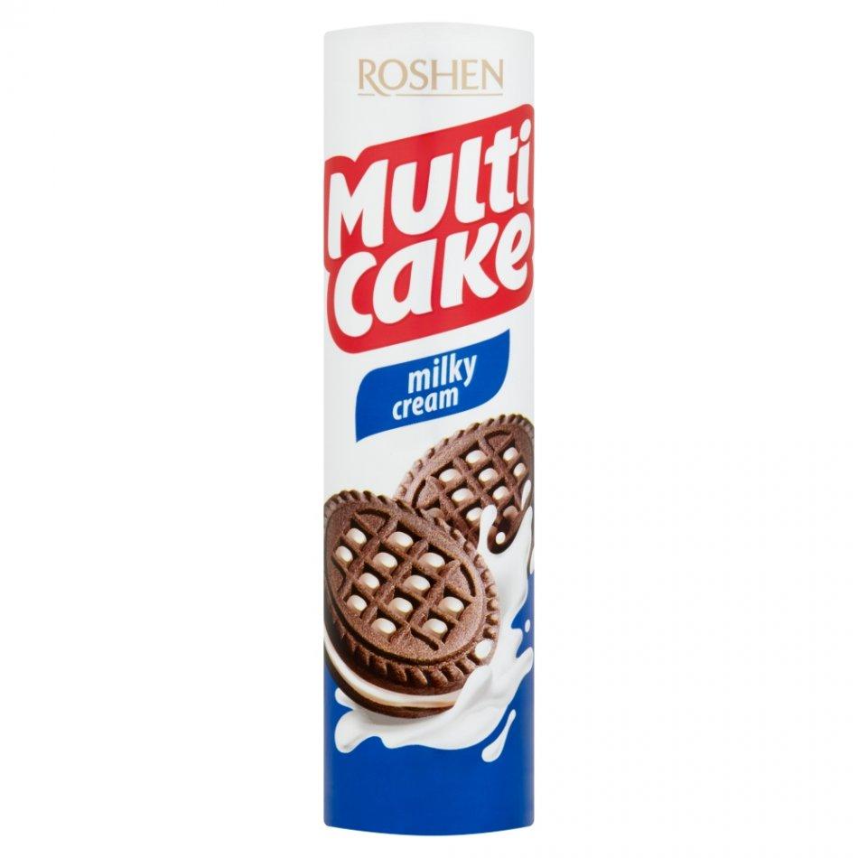 Roshen multicake milky