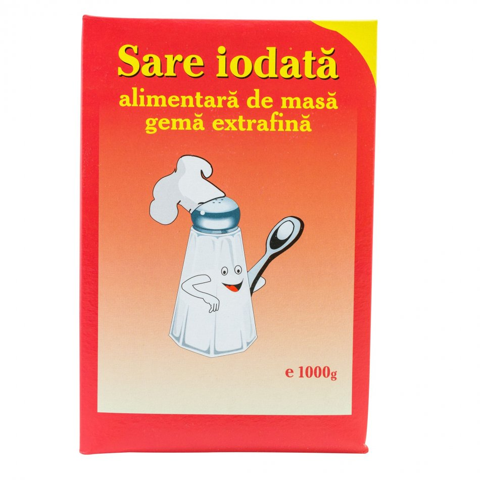 Sare iodata red