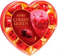 Roshen Cherry Queen Liquor 125g