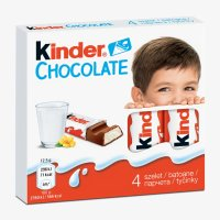 Kinder Chocolate T4 12.5g