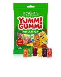 Roshen Yummi Gummi Mini Bear Mix 100g