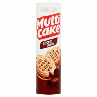 Roshen Multicake Cocoa Cream 180g