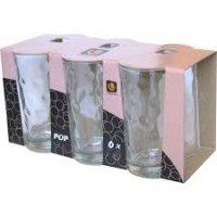 POP - Set pahare Uniglass 245ml