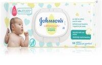 Johnson's Baby Cottontouch -  Șervețele umede  pentru nou născuți și copii  56buc