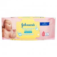 Johnson's Baby Ultra   Delicat-  Șervețele umede ultra delicate pentru nou născuți și copii  56buc